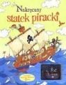 Nakręcany statek piracki