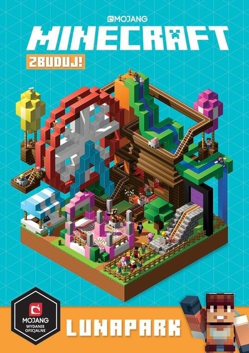 Minecraft Zbuduj! Lunapark Milton Stephanie