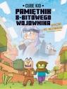 Minecraft Pamiętnik nooba wojownika Spacer po Netherze Tom 2 Kid Cube