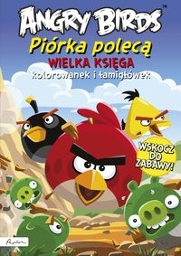 Angry Birds Piórka polecą