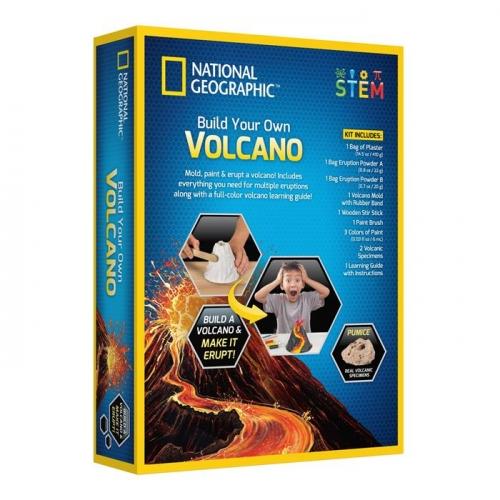 National Geographic Zbuduj własny wulkan - Dostępność 13/09