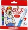 Mazaki T-shirt do koszulek 10 kolorów FIBRACOLOR