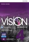 Vision 4. Zeszyt ćwiczeń z dostępem do ćwiczeń interaktywnych Online Practice oraz aplikacji Oxford Learner's Advanced Dictionary