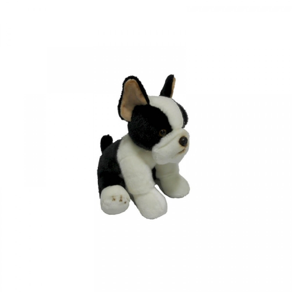Maskotka pies boston terrier 30cm (84404BS)