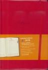 Kalendarz 2020 Książkowy Dzienny Lux mix kolorów