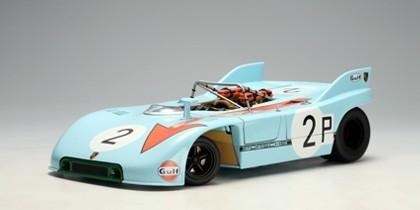 AUTOART Porsche 908/3 Nü rburgring 1971