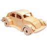 Łamigłówka drewniana Gepetto - Samochód (105690) Wiek: 6+