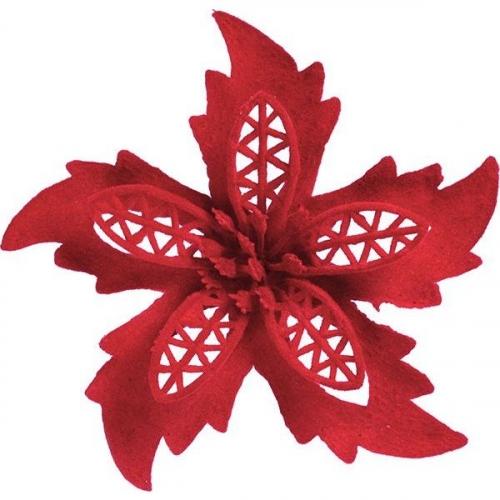Kwiaty Xmass 2 szt. (19yh022)