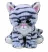 Maskotka Beanie Babies Millie - Szary Pręgowany Kot 15 cm (TY 42304)