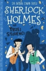Sherlock Holmes T.10 Trzej studenci