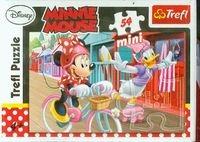 Puzzle 54 mini Minnie i Daisy na wakacjach / 19473