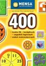 400 testów IQ łamigłówek zagadek logicznych zadań matematycznych Bremner John, Carter Philip, Russell Ken