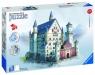 Puzzle 3D Zamek Neuschwanstein 216