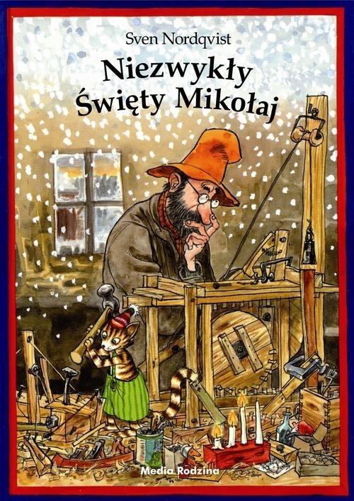 Niezwykły Święty Mikołaj