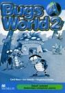 Bugs World 2. Zeszyt ćwiczeń (A) z pisaniem (do wersji wieloletniej)