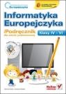 Informatyka Europejczyka 4-6 iPodręcznik z płytą CD (Uszkodzona okładka)