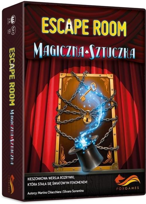 Escape Room Magiczna Sztuczka Gra Chiacchiera Martino, Sorrentino Silvano
