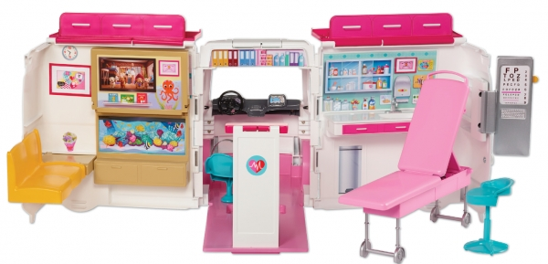 Karetka – Mobilna klinika Barbie®