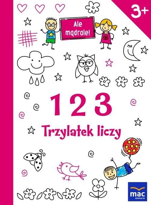 123. Trzylatek liczy praca zbiorowa