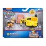 Psi Patrol: Minipojazd z figurką - Rubble (6044194/20101481)