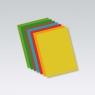 Papier kolorowy Protos A4 czerwony 160g 50 ark