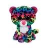 Maskotka Beanie Boos: Dotty - Tęczowy Lampart 24 cm (37074) Wiek: 3+