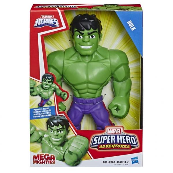Figurka Avengers Super Hero Mega Hulk (E4132/E4149)