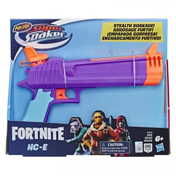Blaster wodny Nerf Fortnite Supersoaker Haunted Hand (E6875)