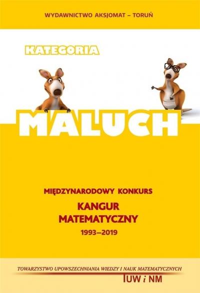 Matematyka z wesołym Kangurem MALUCH 2019