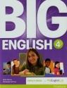 Big English 4 Podręcznik with MyEnglishLab Herrera Mario, Sol Cruz Christopher