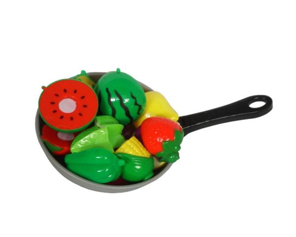 Patelnia z warzywami