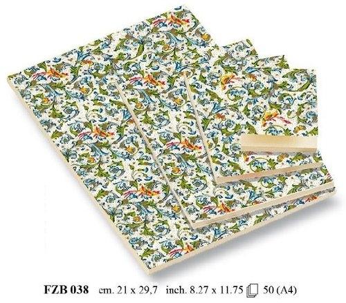 Notes ozdobny A4 50 kartek (FZB 038)