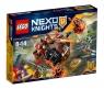 Lego Nexo Knights Lawowy rozłupywacz Moltora (70313)