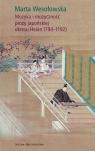 Muzyka i muzyczność prozy japońskiej okresu Heian (794-1192)