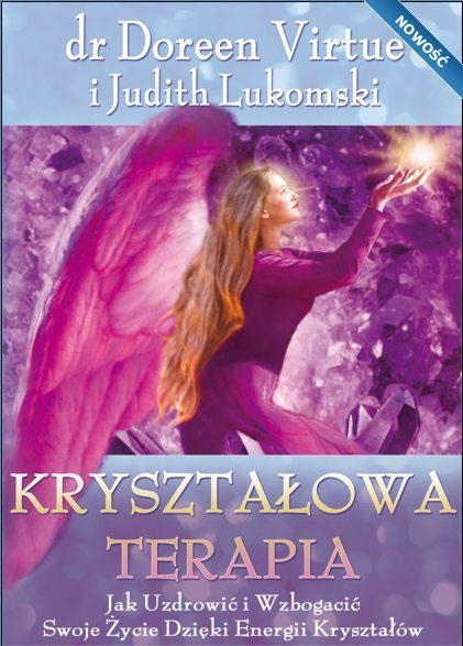Kryształowa Terapia (Uszkodzona okładka) Virtue Doreen, Lukomski Judith