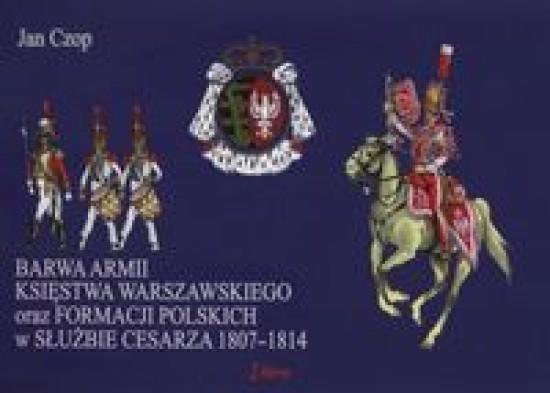 Barwa armii Księstwa Warszawskiego Czop Jan