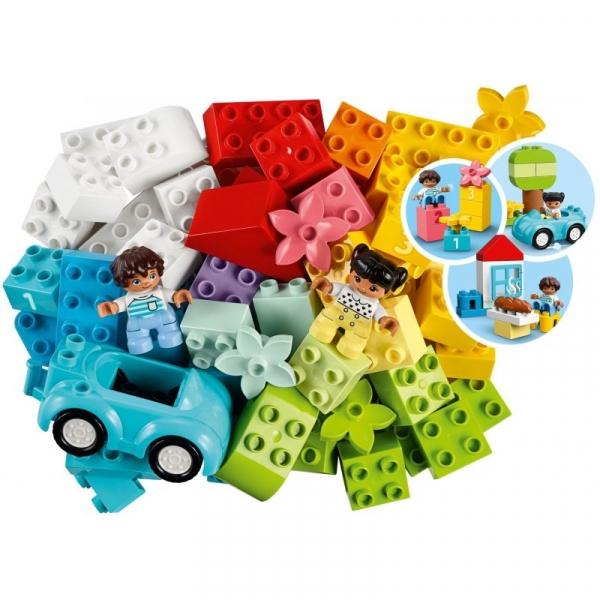 Lego Duplo: Pudełko z klockami (10913)
