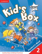 Kid's Box AmE 2 SB Caroline Nixon, Michael Tomlinson