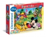 Puzzle Maxi SuperColor Mickey Mouse Club House 104 (23974)