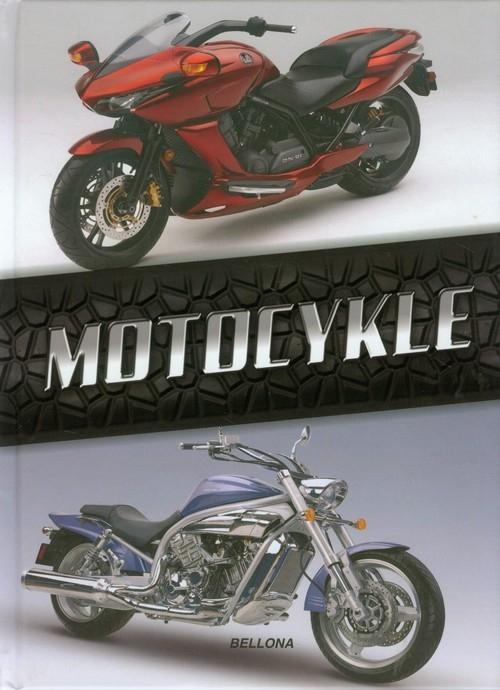 MOTOCYKLE TW OPRACOWANIE ZBIOROWE