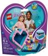 Lego Friends: Pudełko w kształcie serca Stephanie (41356)