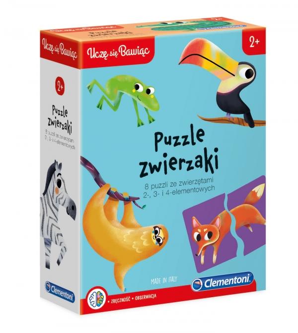 Puzzle: Zwierzaki (50074)