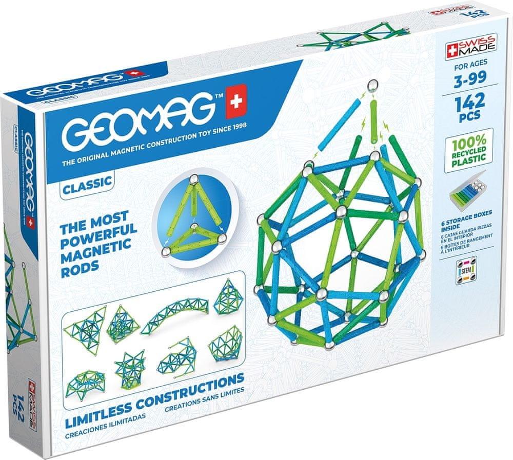Geomag ECO Color - 142 elementy (GEO-274)