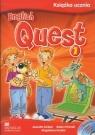 English Quest 1. Książka ucznia + 2CD
