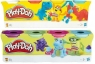 Play Doh 4-Pack Tub
