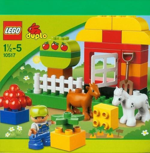 Lego duplo Mój pierwszy ogród  (10517)