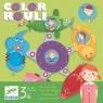 Gra planszowa - Kolorowa karuzela