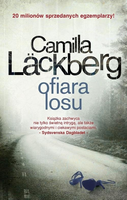 Ofiara losu Lackberg Camilla