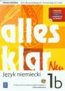 Alles klar Neu 1B Podręcznik z płytą CD Zakres podstawowy Szkoła Łuniewska Krystyna, Tworek Urszula, Wąsik Zofia, Zagórna Maria