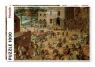 Puzzle Bruegel, Zabawy dziecięce 1000 (5677)